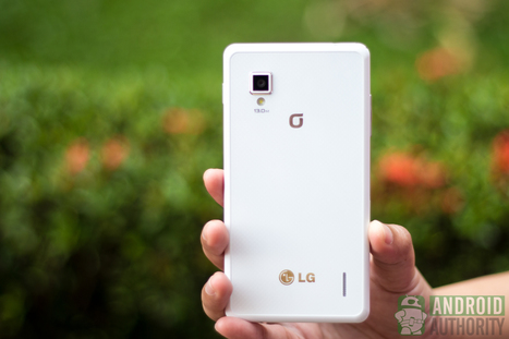 LG Optimus G.. review   Mobile IT   Scoop.it
