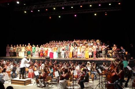 Francouzští studenti zazpívají v Nelahozevsi, přijede jich přes dvě stě   C'est à suivre   Scoop.it