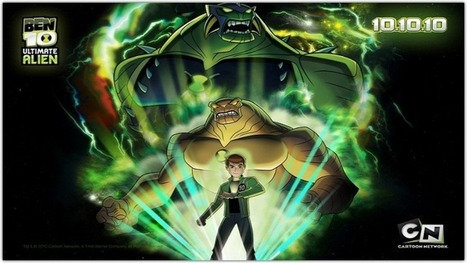 Ben 10 Ultimate Alien Everything You Need to Know - Home | Online Games | Scoop.it