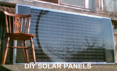 Panneau de chauffage solaire fait en canettes | Parent Autrement à Tahiti | Scoop.it
