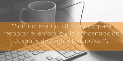 Mejora tu enfoque y concentración   Productividad Personal   Scoop.it