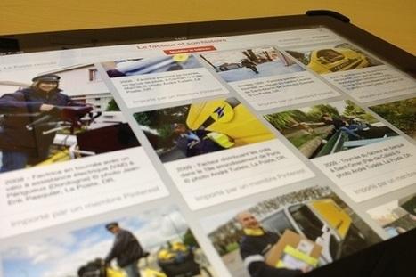 Fiche à la Une : La Marque Employeur du Groupe La Poste en mode Pinterest ! - A la Une - La Poste - espace recrutement | Tendances de recrutement & pratiques de communication | Scoop.it