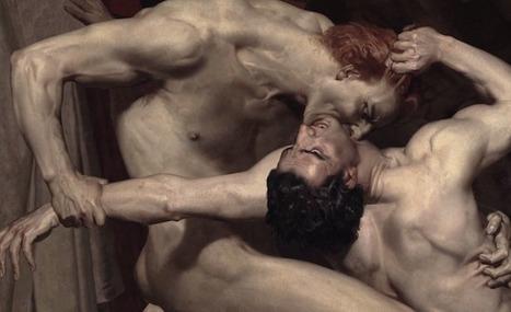 Des tableaux de maîtres prennent vie dans une vidéo hypnotique | Social Media, Innovación | Scoop.it