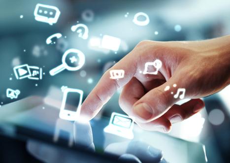 Comment la mobilité bouleverse les modes de travail - Silicon | La Matrice | Scoop.it
