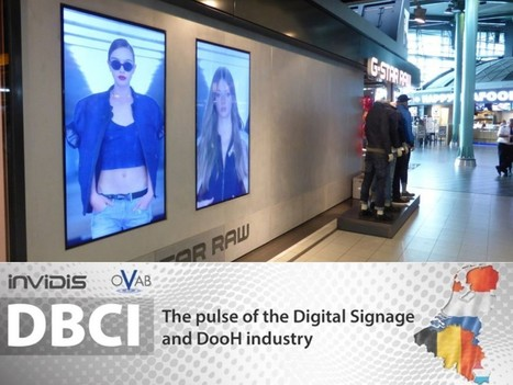 OVAB Europe Digital Signage Business Climate Index: Digital Signage market continues the positive trend – invidis | Digital Interactivity and DIY | Scoop.it