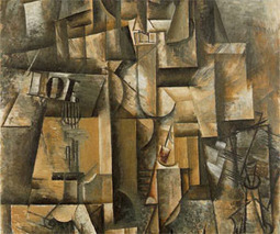 pablo picasso, georges braque and the advent of cubism | Art You Need | Scoop.it