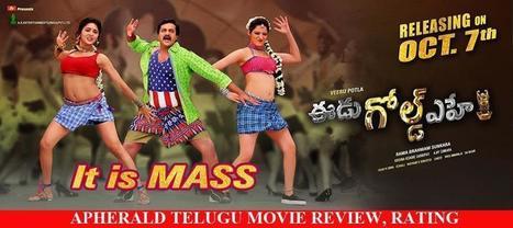 Edu Gold Ehe (Eedu Gold Ehe) Telugu Movie Review, Rating   A Aa Telugu Movie Review, Rating   Scoop.it