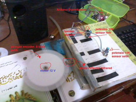 Touchless rotary encoder from Indonesia | Raspberry Pi | Scoop.it
