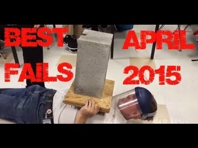 Best Fails April 2015 - YouTube | Fail Videos and Funny Stuff | Scoop.it