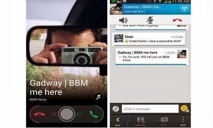BlackBerry's BBM Voice and Video Calling To Arrive on Android, iOS in 2014 | a2z TipsWorld | Vivo Xplay 3S With 6-inch 2K Display Now Official | Scoop.it