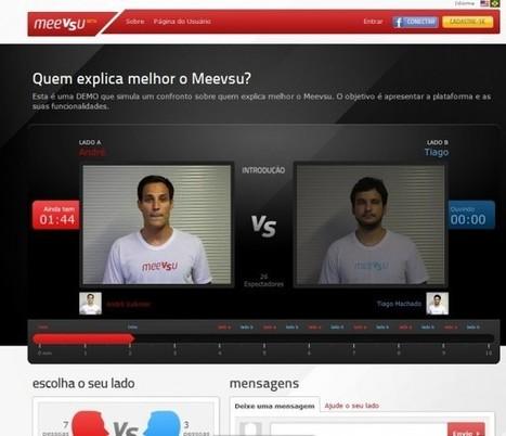 meevsu – Una excelente forma de hacer debates en Internet usando vídeos | CulturaDigital | Scoop.it