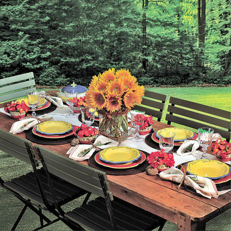 Host an extraordinary outdoor bash - Richmond Times Dispatch | Porch, Patio and Outdoor Decor | Scoop.it