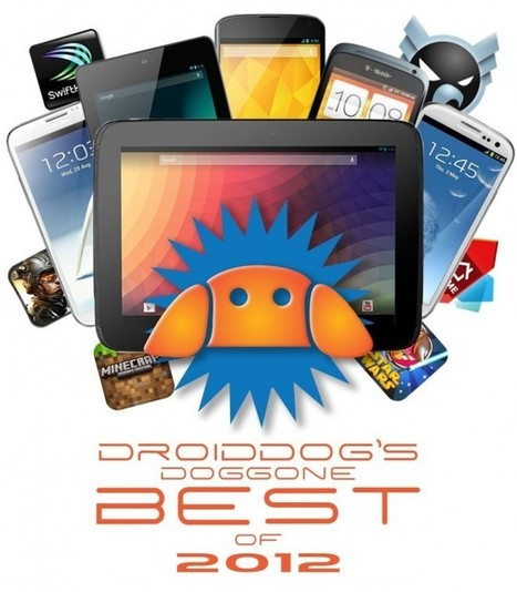 Brian's DogGone Best Apps Of 2012 | Smart Phone & Tablets | Scoop.it