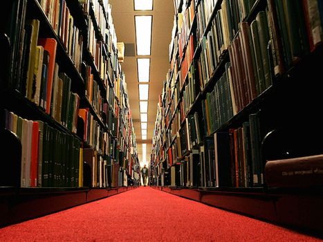 Jail Time For Unreturned Library Books? - CBS Local | BookSmart | Scoop.it
