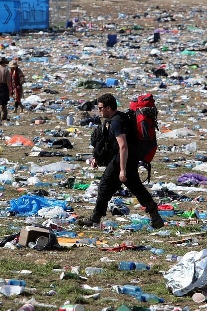 39 Incredibly Bleak Photos Of Post-Glastonbury Devastation | Meilleure revue de presse de l'univers connu | Scoop.it