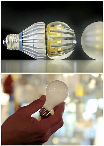 Lights out for 60- and 40-watt incandescent bulbs | safe and sustainable energy | Scoop.it