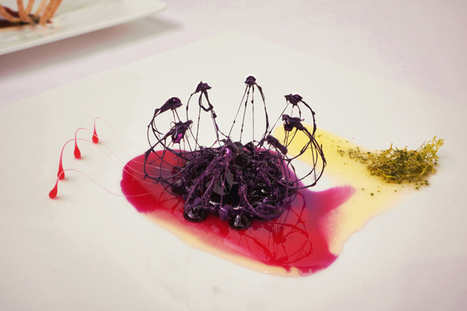 Yikes! Three Skin-Crawling Dishes That Combine Fine Dining and Synthetic Biology | SynBioFromLeukipposInstitute | Scoop.it