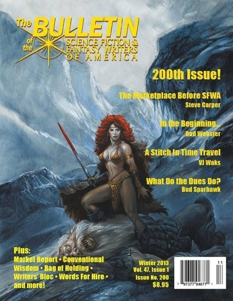 Science fiction authors attack sexism amid row over SFWA magazine | science fiction, rhetoric and ideology | Scoop.it