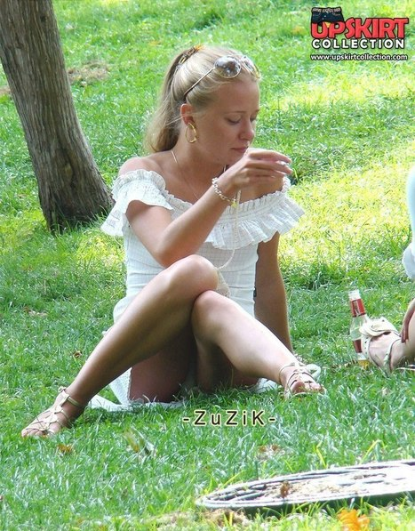 Candid park girls upskirts | voyeur | Scoop.it