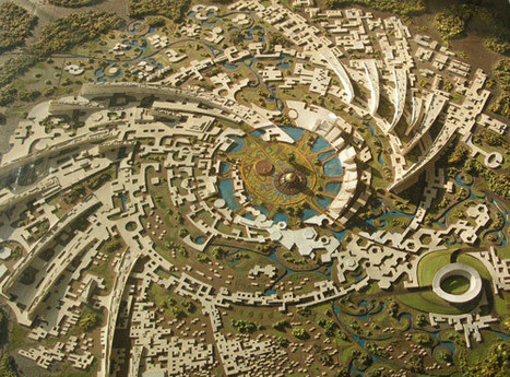 A Auroville, l'utopie s'est couchée | Urbanity in India : between tradition and modernity | Scoop.it