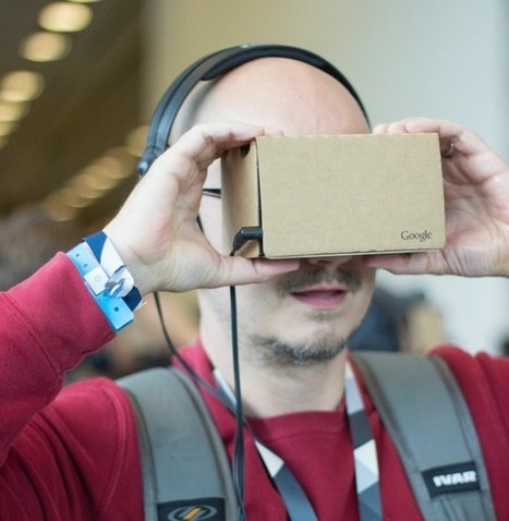 The classroom of the future: We went on a virtual field trip with Google Cardboard | Innovation | Scoop.it