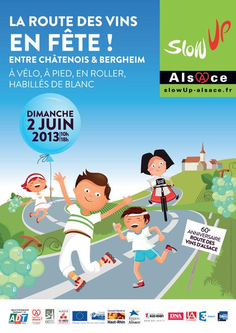 Slow up !- Tourisme Alsace ADT 68 | Voyager autrement | Scoop.it