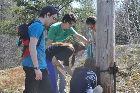 380 jeunes découvrent les mines par le Géocaching | Géocaching et tourisme | Scoop.it