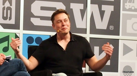 Elon Musk: How SpaceX Saved the Dragon Spacecraft from Certain Doom | The NewSpace Daily | Scoop.it