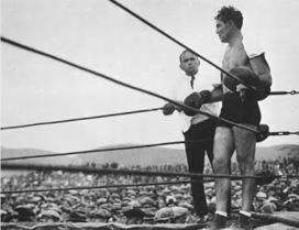 Boxing in the 1920's | Sports of the Roaring Twenties | Scoop.it