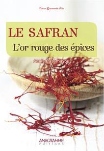 Safran or rouge bon pour la sante | zenitude - toucher bien-être strasbourg | Scoop.it