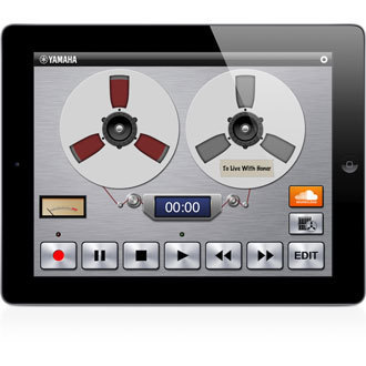 Cloud Audio Recorder - Apps - Accessories - Music Production Tools - Products - Yamaha United States | Cloud learning | Scoop.it