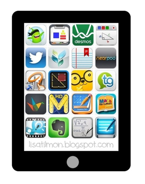 30+ iPad Apps for the Math Classroom | Technology in Education | Scoop.it