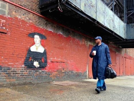 Outings Project : Julien Casabianca redonne vie aux œuvres d'art oubliées des musées en les exposant dans la rue. | LA VILLE DANS TOUS SES ÉTATS | Scoop.it