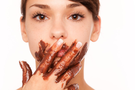 15 Facts That Will Make You Hungry for Chocolate | Food | Scoop.it