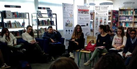 Montauban. Les lycéens de Bourdelle dans la peau d'un journaliste   Lycée Antoine Bourdelle : on en parle...   Scoop.it