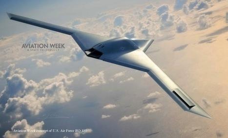 Unmasked: Area 51's Biggest, Stealthiest Spy Drone Yet | Entrepreneurial Success Strategies | Scoop.it