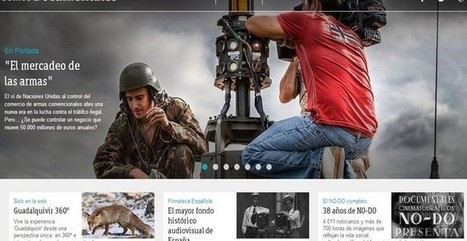 Somos Documentales, más de 5000 documentales para ver online | ESCUELA 2.5 | Scoop.it
