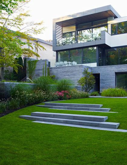 Une maison de luxe ultra moderne et design au c for Villa contemporaine moderne design