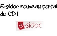 E-sidoc, nouveau portail du C.D.I   Moovly User Gallery   Apprivoisons Esidoc   Scoop.it