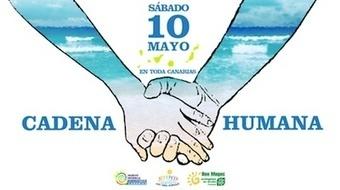 Canarias: Cadena humana por un nuevo modelo energético | Ecologistas en Acción | Medio ambiente y energia | Scoop.it