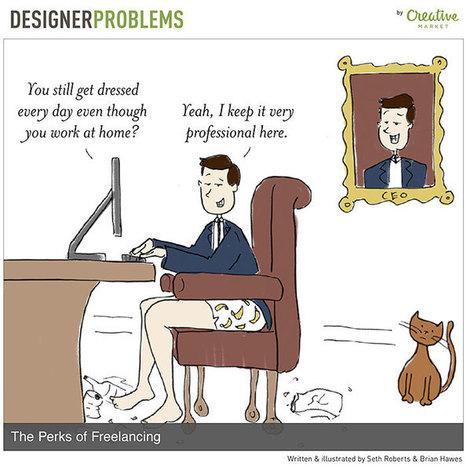 15+ Designer Problems Turned Into Funny Comics   Vloasis vlogging   Scoop.it