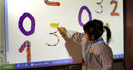 Las TIC en los colegios | Teachelearner | Scoop.it