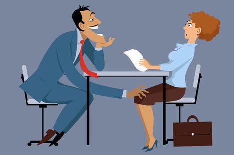 Les comportements sexistes au travail dépendent-ils uniquement de votre profession ? | La Boîte à Idées d'A3CV | Scoop.it
