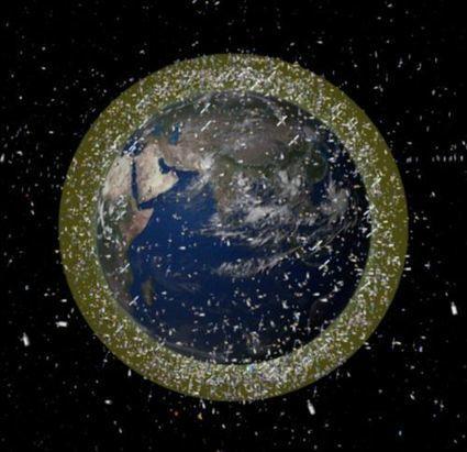 En bref : va-t-on nettoyer l'espace avec une corde magnétique ? | 21st Century Innovative Technologies and Developments as also discoveries, curiosity ( insolite)... | Scoop.it