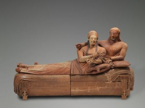 Los etruscos conquistan el Louvre | Mundo Clásico | Scoop.it
