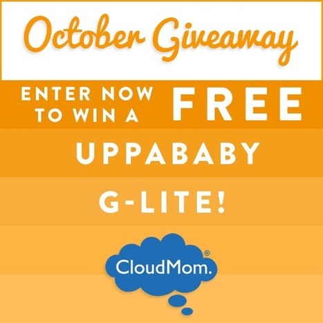 UPPAbaby G-Lite Stroller Review & GIVEAWAY | CloudMom | My Parenting Tips | Scoop.it