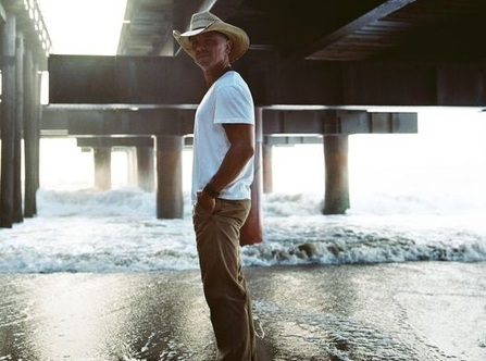 Kenny Chesney Takes 'Save It For A Rainy Day' to the Top | Country Music Today | Scoop.it