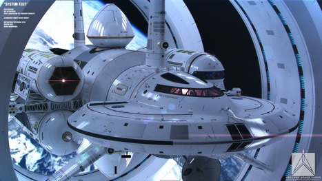 NASA Reveals New Design for a Warp Drive Ship | Science, Technology, Internet | Scoop.it