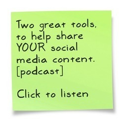 Two tools to share your social media content | Digital Marketing | Scoop.it