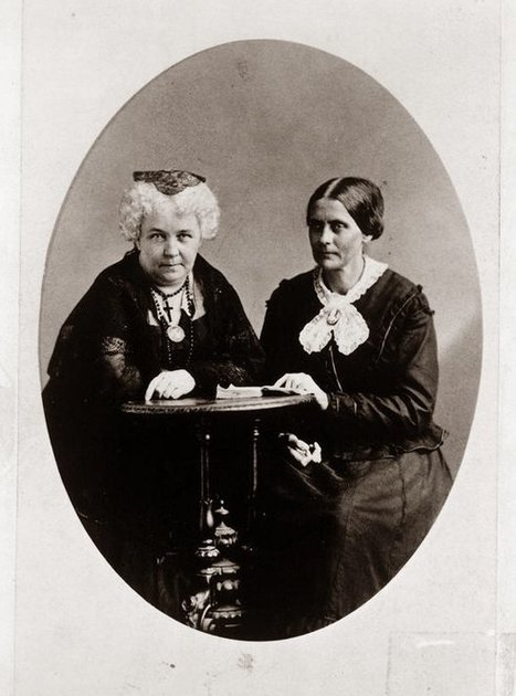 Did You Know A Woman's Right to Vote in the USA Was Sparked By Two Brave Women On July 4, 1876?   Fabulous Feminism   Scoop.it